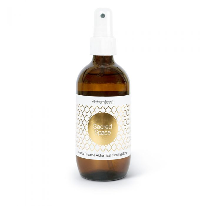 Energy Essence Alchemical Clearing Spray - square
